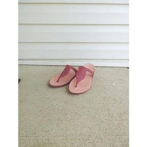 Peach Edition Of Crocs